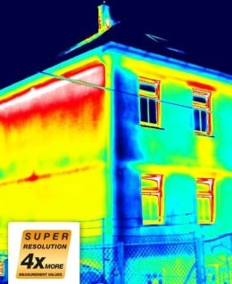 Testo 890 camera termoviziune superprofesionala rezolutie 640x480
