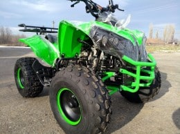 ATV Grizzly 125cc NOU cu garantie Import Germania Cadou Casca