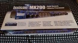 Vand Procesor Voce si Instrument Lexicon MX 200-Dual Effects