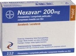 Cumpar Nexavar sigilat sau desfacut. 0767629011