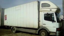 Vand Camion Mercedes