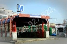 Aparatorii Patriei metrou Berceni - fix la metrou - chiar 1 bloc stradal bd - autobuz la bloc Universitatea Spiru Haret - zugravit
