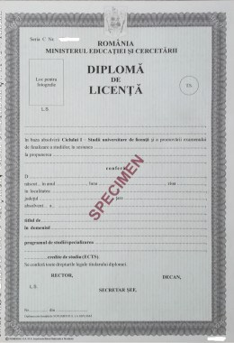 Vând diplome Licență, Master, Doctorat, Bacalaureat etc.