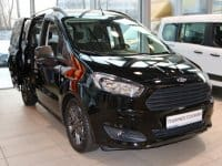 Vand Ford Tourneo Courier Benzina din 2017