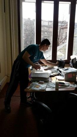 curatenie birouri pret