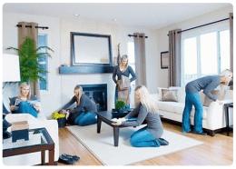 curatenie generala in apartamente