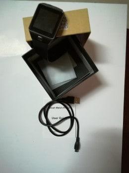 Vand ceas intelligent DZ9D cu telefon si videocamera