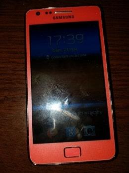 Samsung s2 - gt- i9100