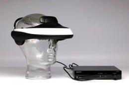 SONY HMZ-T1 Vizualizator 3D personal
