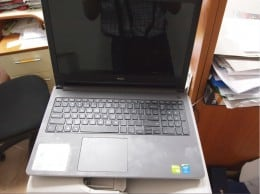 Vand laptop Dell