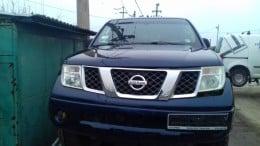 Amortizor capota Nissan NAVARA 2008 Suv 2.5 dci