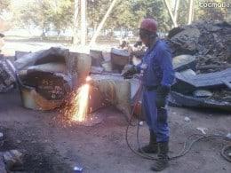 Cumparam fier vechi calorifere aluminiu cupru baterii iasi 0755318887