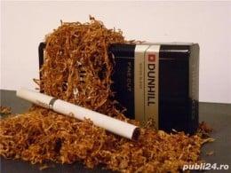 Tutun identic cu tutunul din tigarile din comert!