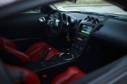 Nissan 350Z  3.5i V6 * Navi * Piele rosie * An 2004 * Tuning * Pret 15000 euro