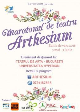 Maratonul de teatru Arthesium