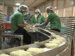 Angajari la fabrica de paste fainoase in Germania-1900E brut