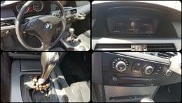 BMW 525D break Automatik  Navi  Professional  Panoramic Piele  An 2006 - pret 5500 euro