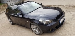 BMW 530XD  break M Paket *Automatik *HeadUp Disp *Navi Professional *Panoramic *Piele  An 2008 - pret 15000 euro