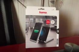Incarcator de mobile smartfon pe usb cu inductie-wireless HAMA