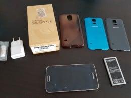 Galaxy S5 în stare foarte bună