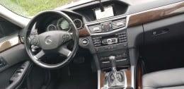 Mercedes Benz E200 CDI Blue Efficency - Diesel – Automatik - NAVI - Trapa – Ro propietar acte - An 2010 - pret 11000 euro