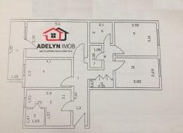Nr.11 Tulcea == Apartament 4 camere, zona E3