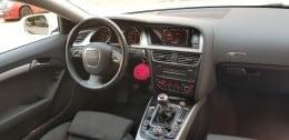 Audi A5 coupe 1.8 TFSI  Sport Pack - An 2010 – Navi – manual 6+1 – Carte service - pret 12500 euro