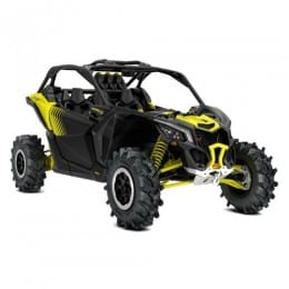 UTV Can-Am Maverick X3 X mr Turbo R '18
