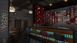 Design de interior, baruri, cafenele, restaurante, terase