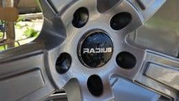 Set jante RADIUS 20 inch 2 latimi BMW Range Rover – prindere 5x120 – pret 500 euro