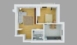 Vanzare apartament 2 camere 49.500 euro - Elite Residence Magurele