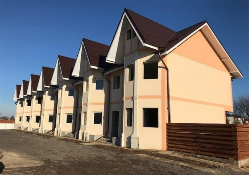Vila tip duplex, finalizare 2018, 108mp utili