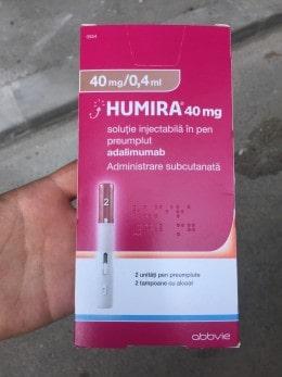 Cumpar HUMIRA  PEN. 0784823013