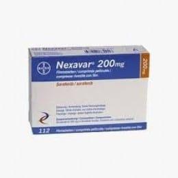 Cumpar Nexavar sigilat sau cu ambalaj deteriorat.
