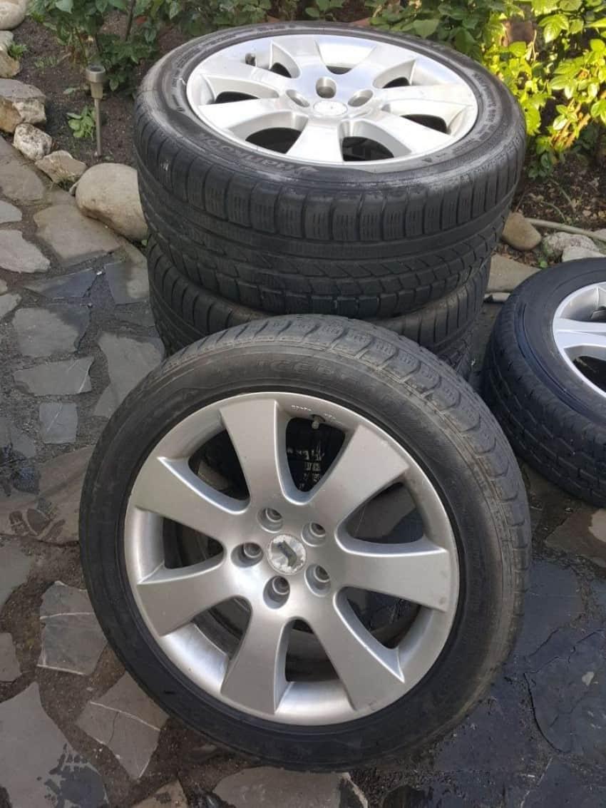 Set roti Opel Astra J 225/50/17