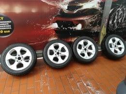 Set roti BMW X1, X3, E60 225/55/17
