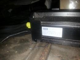 Vand Servomotor electric KEB BRINKMANN si variator de reglare a turatiilor ALTIVAR 5
