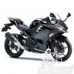 Kawasaki Ninja 400 ABS '18