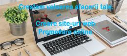 Realizare  website de prezentare, magazin online ieftin