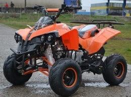 ATV RS/7 D-N-R RENAGADE 125CMC,LIVRARE LA DOMICILIU