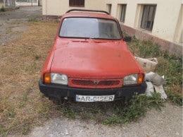 Lichidator judiciar, vand autoturism Dacia Pick-Up