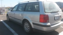 VW Passat 1,6 Benzina