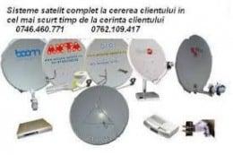 antene satelit instalare si reglaj antene satelit