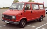 Vand Fiat Ducato Benzina+GPL din 1985