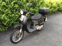 Vand Honda GLX Benzina din 2000