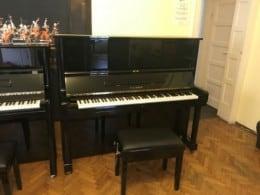 Vanzari pianine reconditionate si second hand