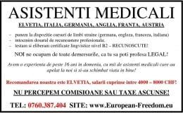 ASISTENTI MEDICALI ITALIA