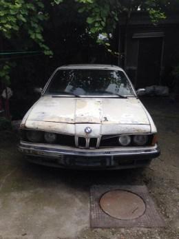 BMW de epoca