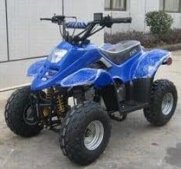 ATV RS/6 INCH PANZER,125CMC