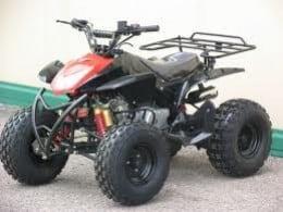 ATV RS/8 INCH ALIEN,125CMC